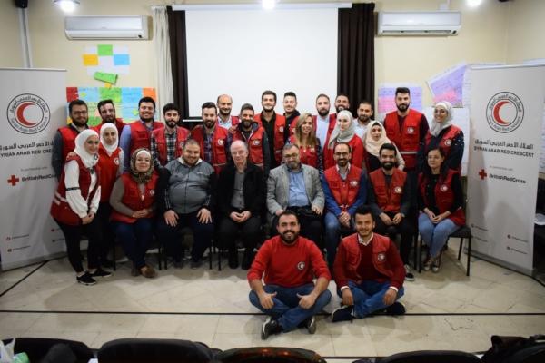 Sphere Training, Aleppo, Syria, Nov 2019