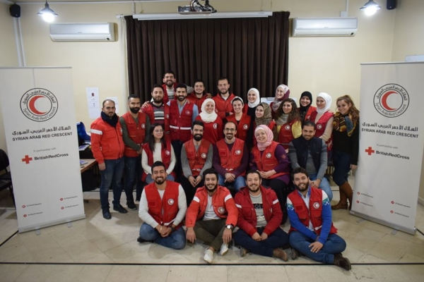 Sphere Training, Aleppo, Syria, Dec 2019