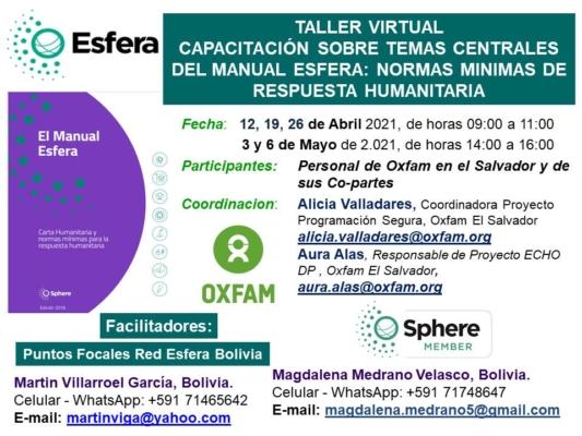 capacitacion-sobre-temas-centrales-del-manual-esfera-normas-minimas-de-respuesta-humanitaria-virtual-abril-mayo-2021