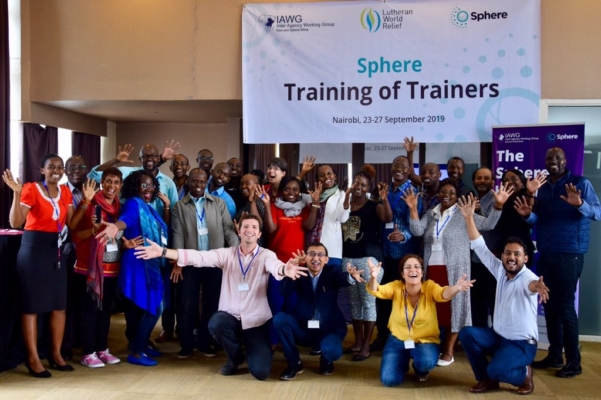 sphere-training-of-trainers-nairobi-23-27-september-2019